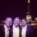 Ali, Steve and Will at Money Marketing awards