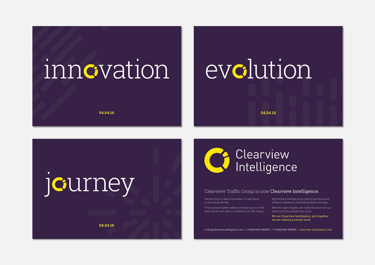 Clearview Intelligence business cards