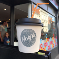 Hoops coffee cup