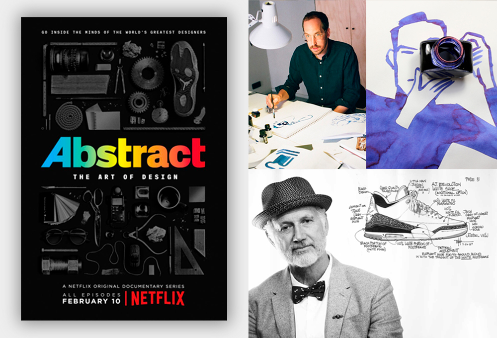 mm* review: key themes from 'Abstract' (Netflix) - Design
